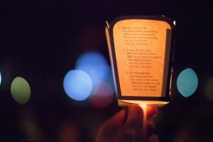 Fatima-Procession Candle