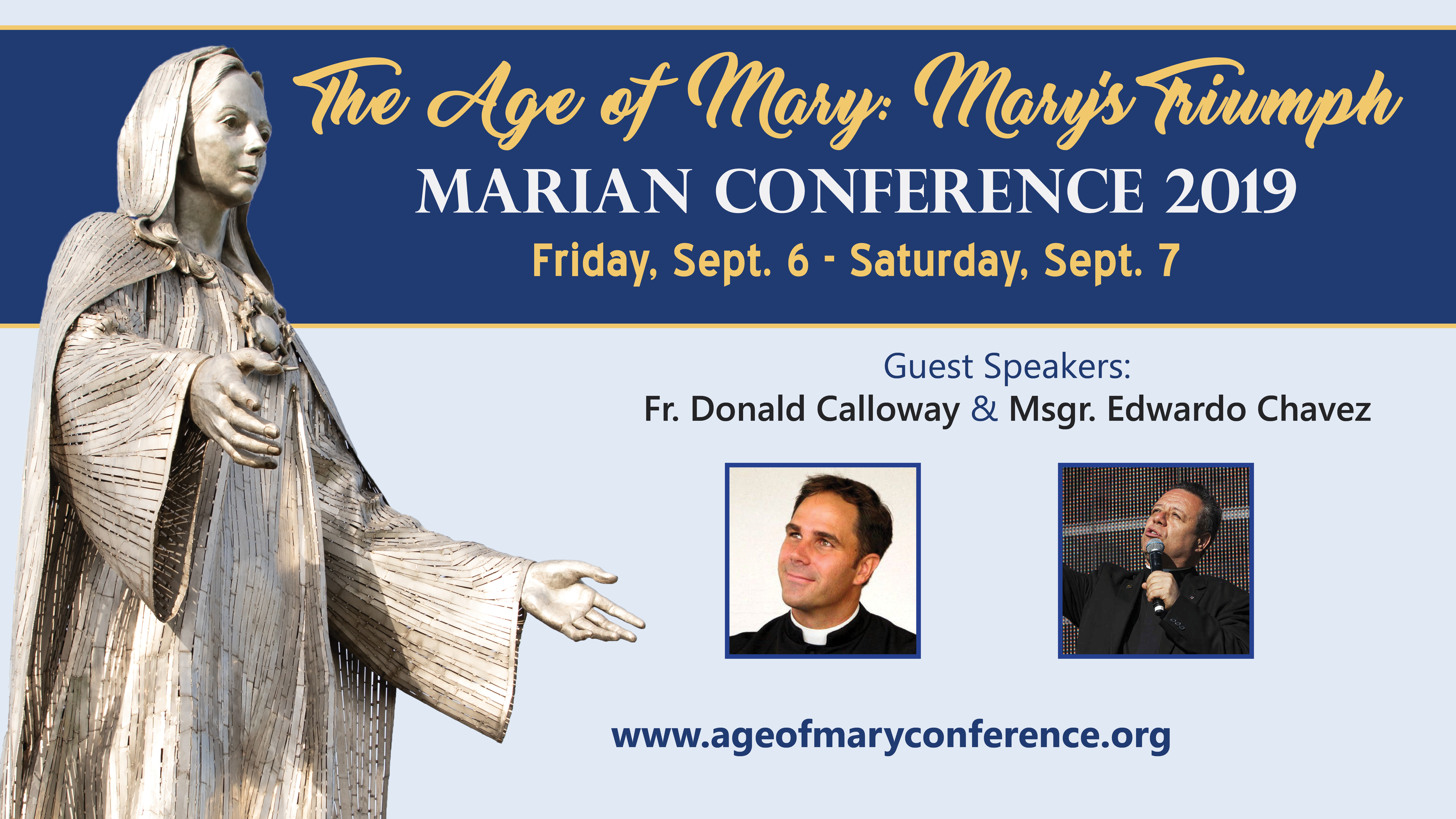 Marian Conference | Our Lady of Peace Shrine and Church